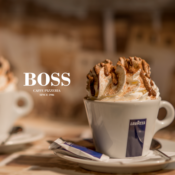 Boss Caffe - case study