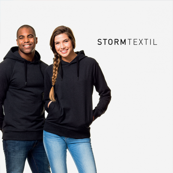 Stormtextil enterprise e-commerce store with product designer